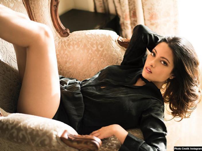 Hot Pics: Riya sen share her bold Bikini and sizzling photos on Instagram |
