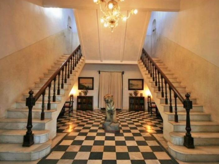 Photos Of Saif Ali Khan's Pataudi Palace |