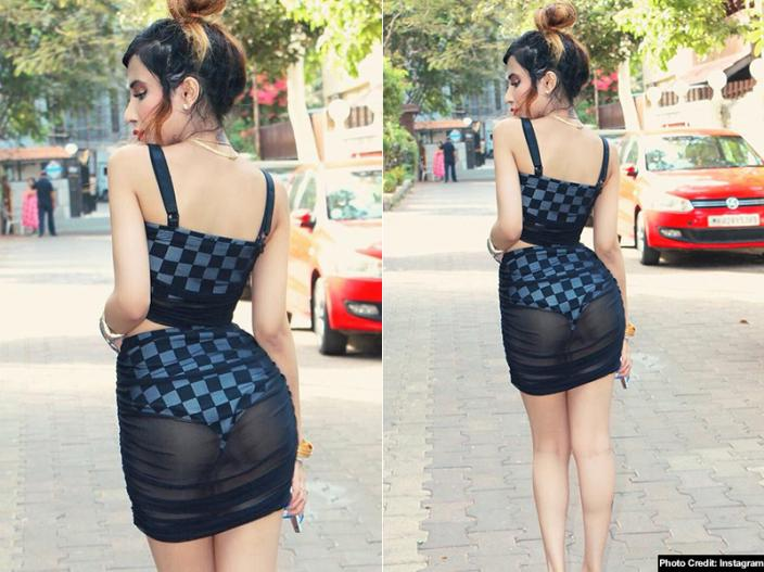 Ramanand sagar granddaughter sakshi chopra share her bold, sexy and hot pics on instagram |