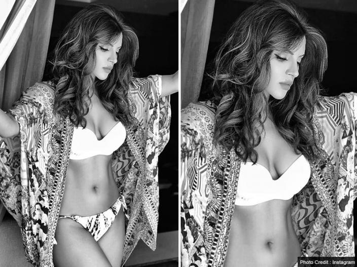 Sexy Photos: Shama Sikander Share Bikini Photos On Instagram  