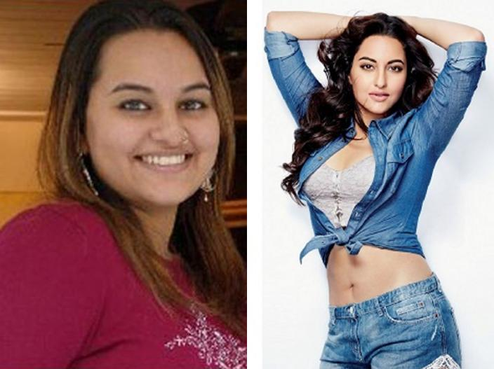 Happy Birthday Sonakshi Sinha: See Hot and Bold Pics of Sonakshi Sinha and See Her Transformation Fat to Fit Journey |