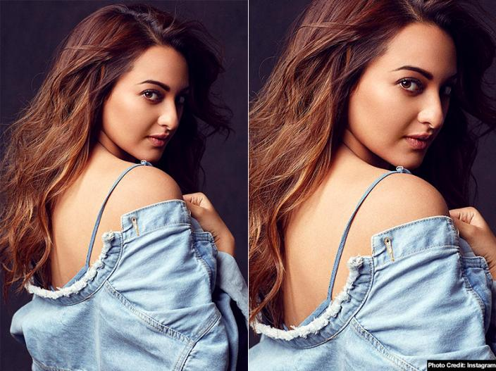 Bold Photos: kalank Actress Sonakshi Sinha Share Sexy Photos on Instagram, Enjoys her Maldives Vacation |