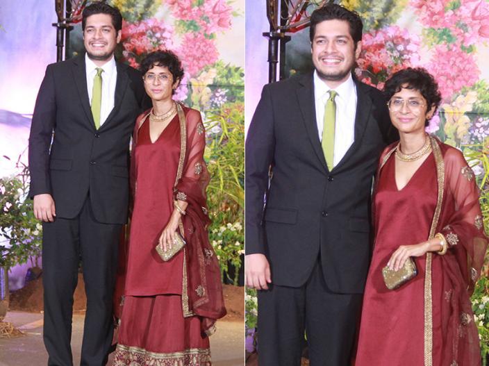 Kiran Rao- Ira and Junaid Khan |