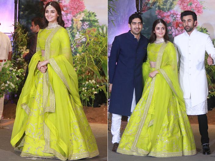 Ayan Mukerji, Alia Bhatt and Ranbir Kapoor |