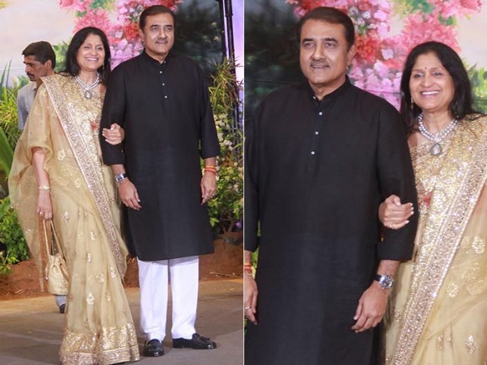 Salman and Aishwarya face to face at Sonam Kapoor and Anand Ahuja wedding reception |