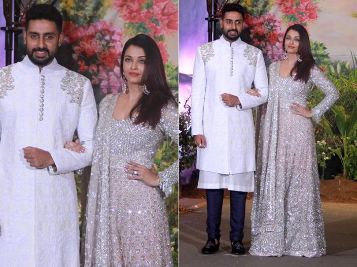 Abhishek Bachchan And Aishwarya Rai |