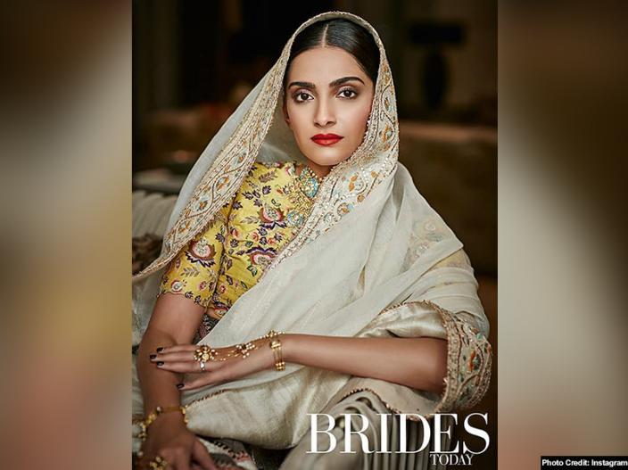 Sonam Kapoor Bridal Look |