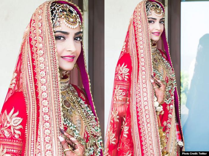 Sonam Kapoor marriage with Anand Ahuja |