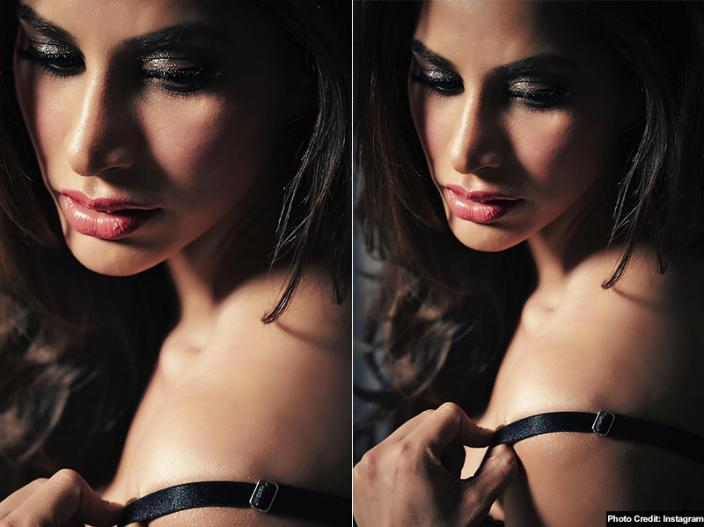 In Pics: Sophie Choudry backless Bold Photoshoot goes viral on social media |