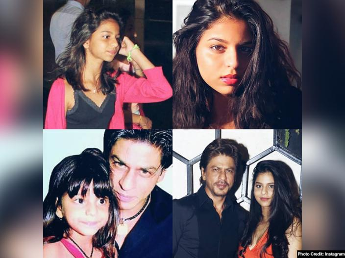 Suhana Khan special bonding with daddy Shah Rukh Khan, pics are the proof |