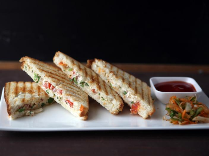 Instant Morning breakfast tips: try this suji dahi sandwich recipe |