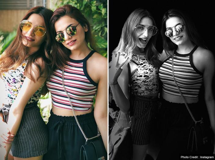 Sukriti Kakar and Prakriti Kakar: See Bold and glamorous photos of twin singer sisters |
