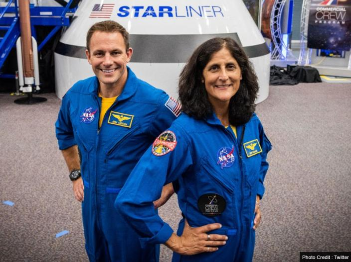 Photos: Indian Origin NASA astronaut Sunita Williams to fly first US commercial spacecraft |