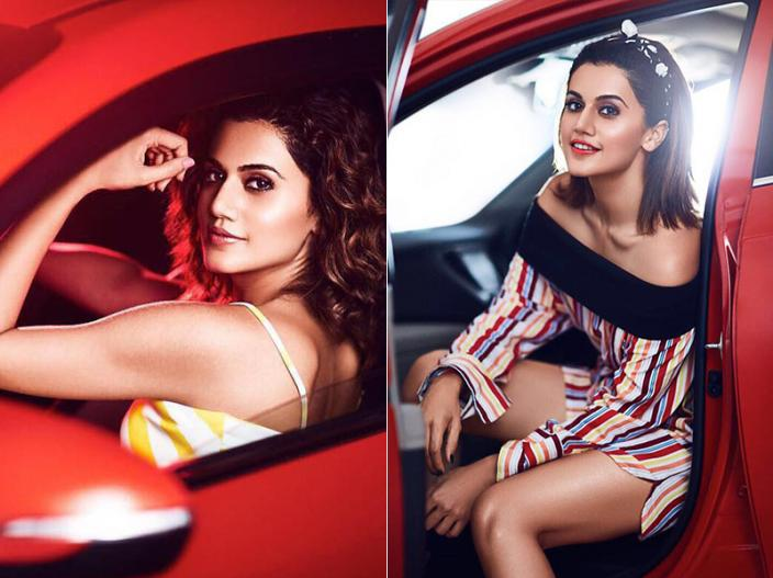 Taapsee Pannu Birthday Special: here are some hot, bold and sexy Photos of Taapsee pannu  