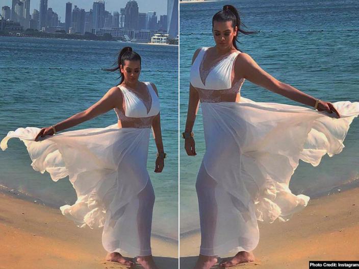 Trishala raises the heat on Instagram with Bikini pics  