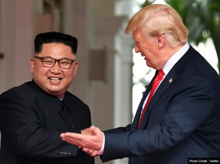 Donald Trump and Kim Jong-un Summit became a history |