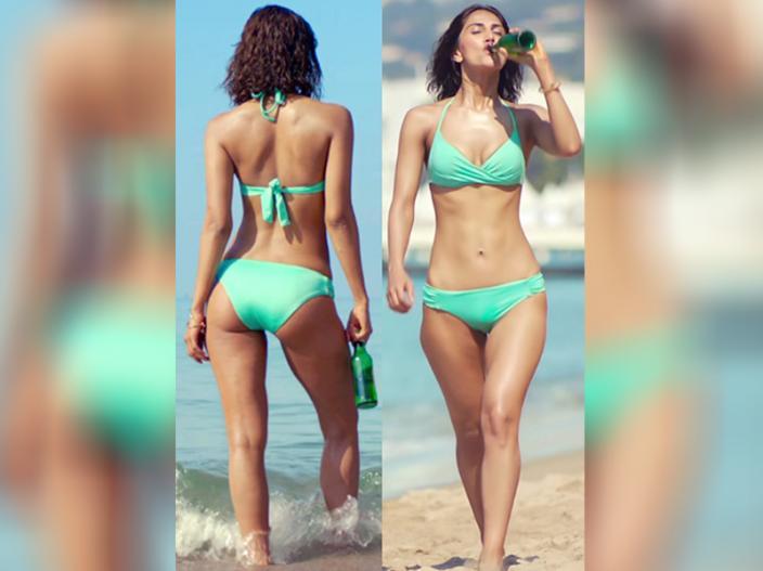 World Bikini day: Bollywood to TV Actresses Hot and sensational bikini pics photos hd images |
