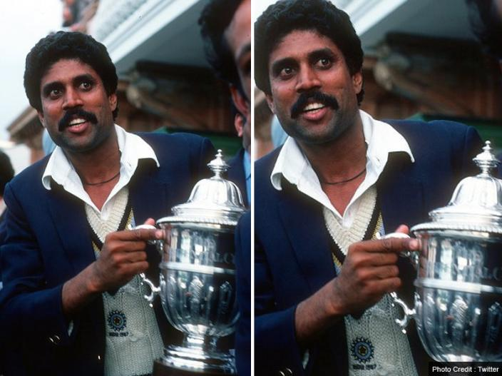 35 Years ago India became world champion for the first time on 25th June 1983  