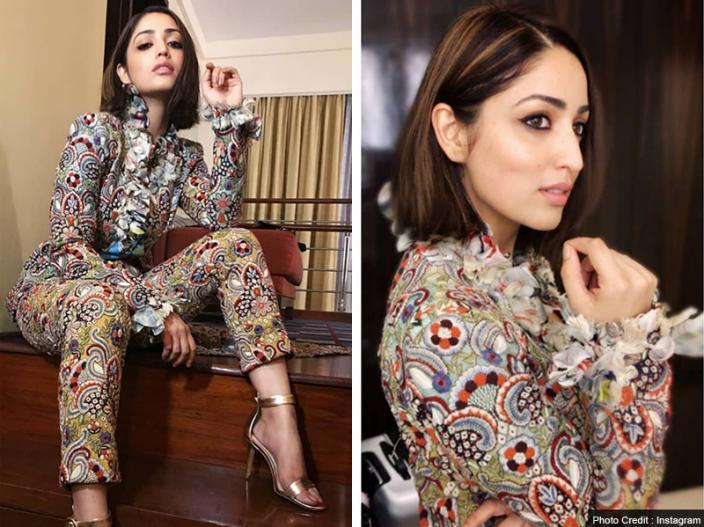 Yami Gautam Share Bold and Sexy Photos on Instagram |