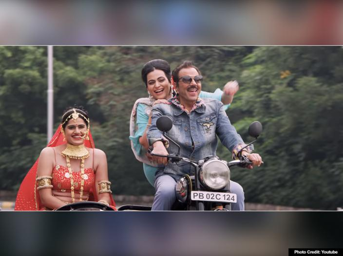 yamla pagla deewana phir se teaser out: salman khan as mastana in Deol's family next |