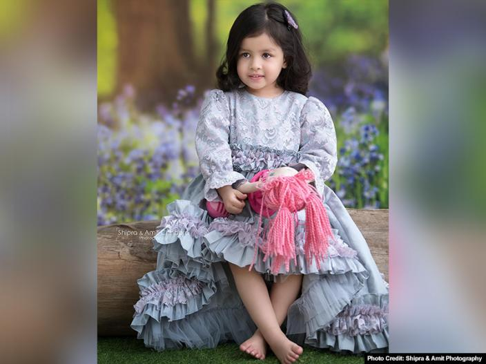 Photos: MS Dhoni Daughter Ziva Latest Photoshoot Goes Viral on Social Media |